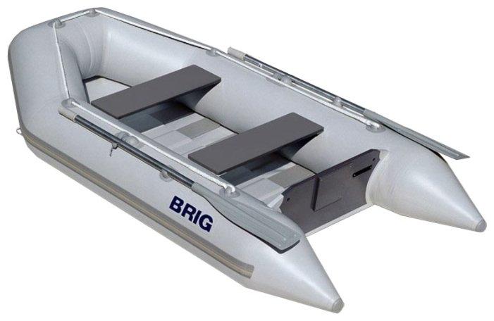 Лодка надувная BRIG D265S серия DINGO