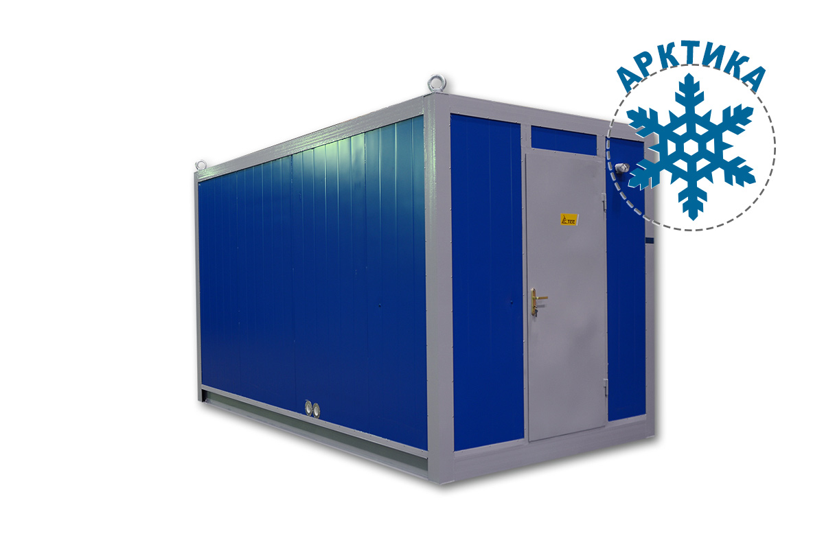 Контейнер ПБК-4 4000х2300х2500 арктического исполнения
