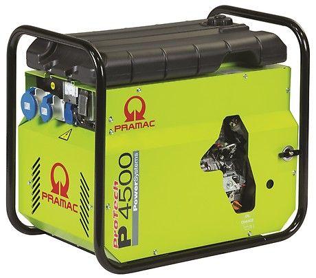 Дизельный генератор Pramac P4500, 230V, 50Hz #CONN #DPP