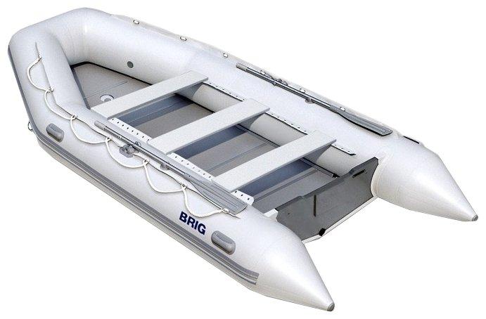 Лодка надувная BRIG B460HD серия Baltic