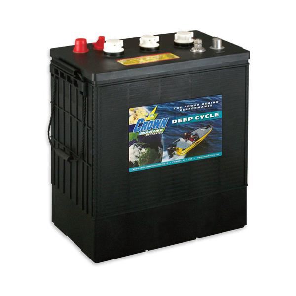 Тяговый аккумулятор CROWN CR305HD