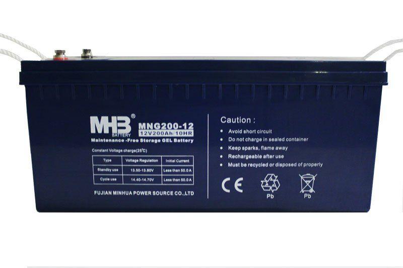 Аккумуляторная батарея MHB/MNB MNG200-12