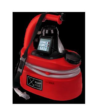 Установка для промывки теплообменников X-PUMP 18 AR автореверс