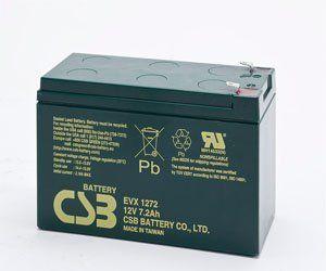 Аккумуляторная батарея CSB EVX 1272