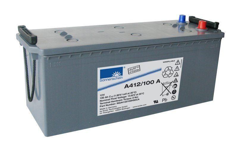 Аккумуляторная батарея SONNENSCHEIN A 412/100.0 A