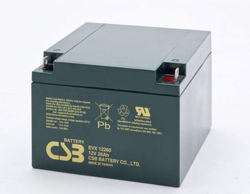 Аккумуляторная батарея CSB EVX 12260