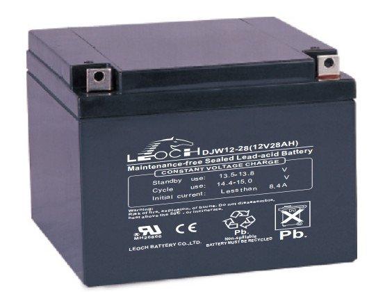 Аккумуляторная батарея Leoch Battery DJW 12-28