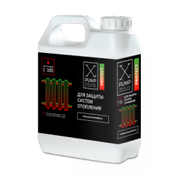 Жидкость для промывки систем отопления X-Pump PROTECT