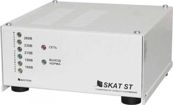 Однофазный стабилизатор напряжения Бастион TEPLOCOM ST-1515