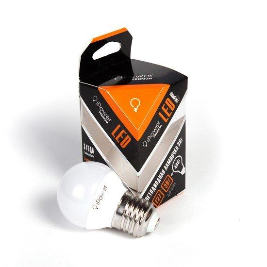 LED Лампа iPower Premium IPPB3W2700KE27
