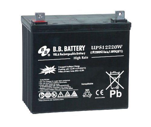 Аккумуляторная батарея B.B.Battery UPS 12220W