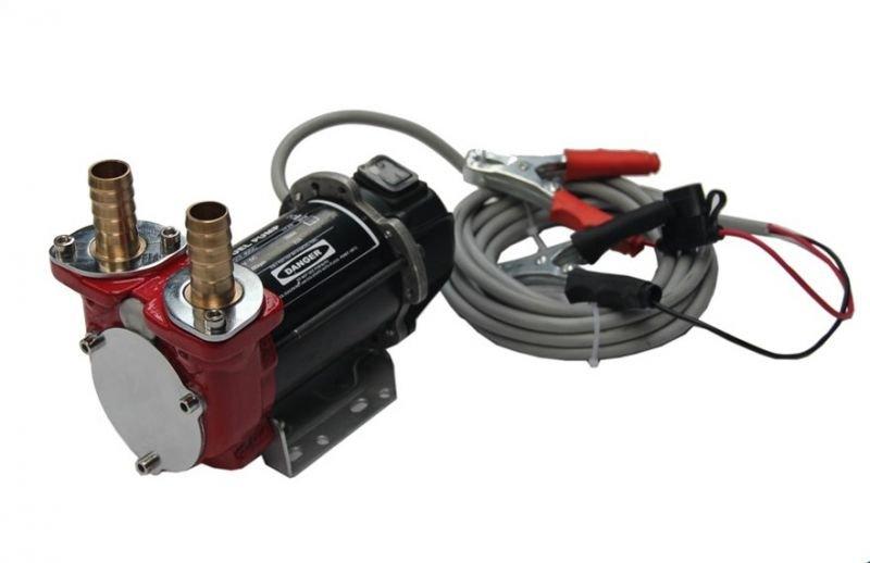 Насос для дизельного топлива BARREL DTP-40 12/24V