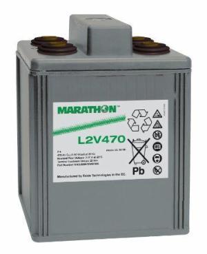 Аккумуляторная батарея MARATHON L 2V 470 (L 2/470)