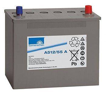 Аккумуляторная батарея SONNENSCHEIN A 512/55.0 A