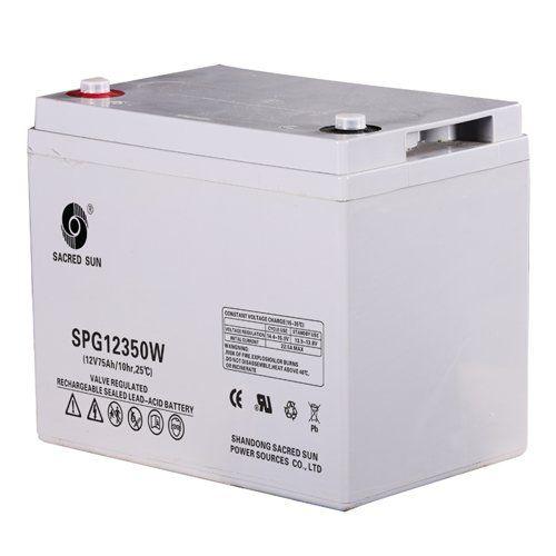 Аккумуляторная батарея Sacred Sun SPG12350W
