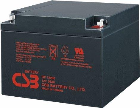Аккумуляторная батарея CSB GP 12260