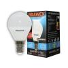 Светодиодная лампа BRAWEX шар 6Вт 4000К G45 Е14 2007B-G45-6N