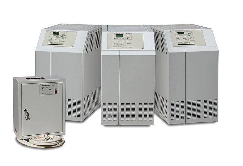 Трехфазный стабилизатор напряжения ШТИЛЬ R 48000-3P