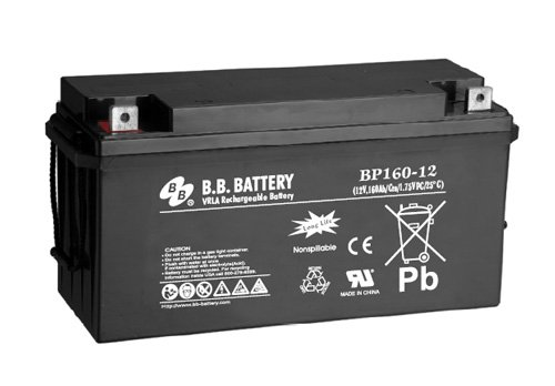 Аккумуляторная батарея B.B.Battery BPS 160-12