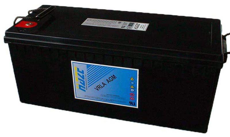 Аккумуляторная батарея HAZE HZB12-200