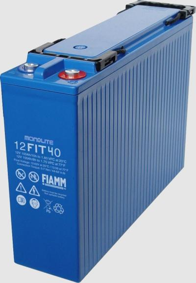 Аккумуляторная батарея FIAMM 12 FIT 40