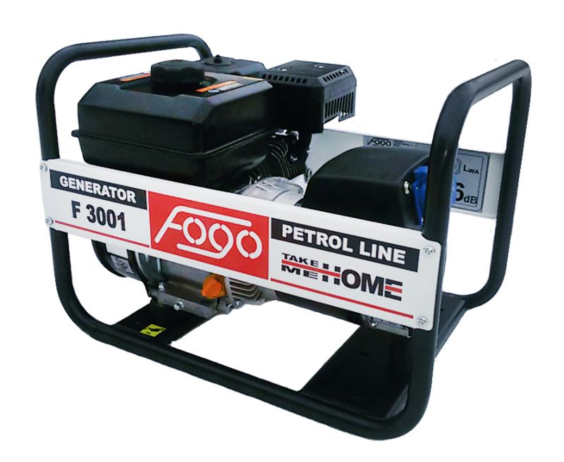 Бензиновый генератор FOGO F 3001