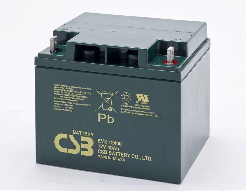 Аккумуляторная батарея CSB EVX 12400