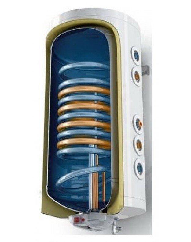 Водонагреватель накопительный электрический вертикальный с двумя змеевиками TESY GCV7/4S2 (L) 1504520 A03 TSRP (GCV7/4S 1504420 B11 TSRCP)