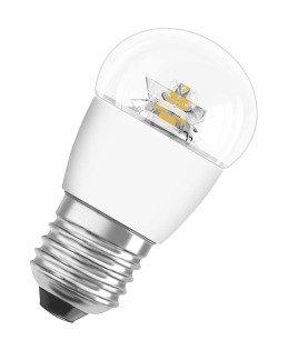 Светодиодная (LED) лампа Osram LS CLP40 6W/827 CS 220-240V E27 470Lm (LED замена Class P) 80x43mm