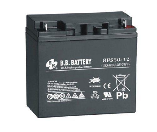 Аккумуляторная батарея B.B.Battery BPS 20-12