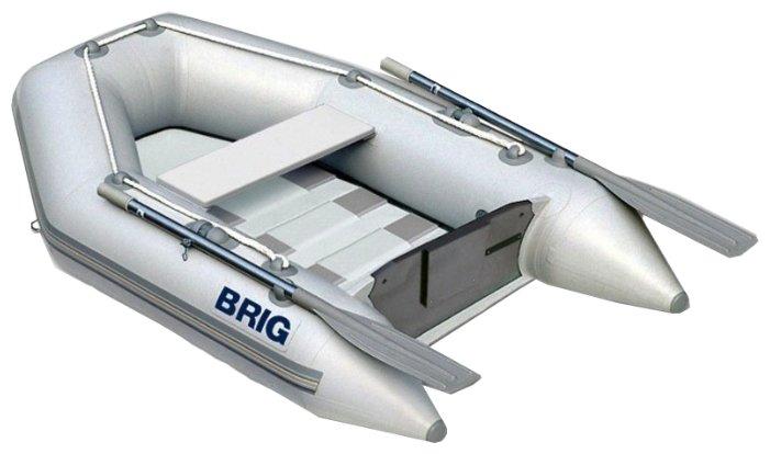 Лодка надувная BRIG D200S серия DINGO