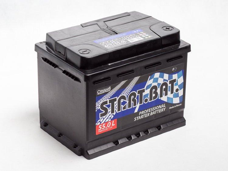 Аккумуляторная батарея START.Bat 55 п.п.