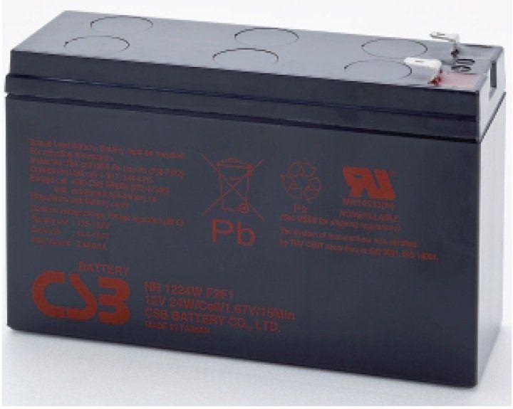 Аккумуляторная батарея CSB HR 1224 W