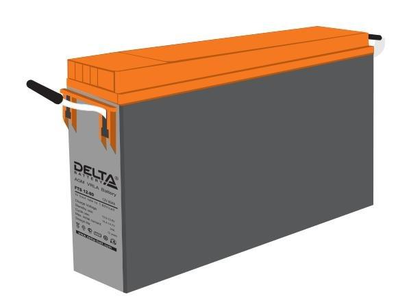 Аккумуляторная батарея DELTA FTS 12-100