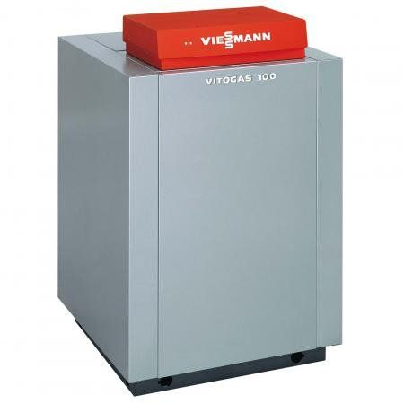 Напольный газовый котел VIESSMANN Vitogas 100 GS1D910