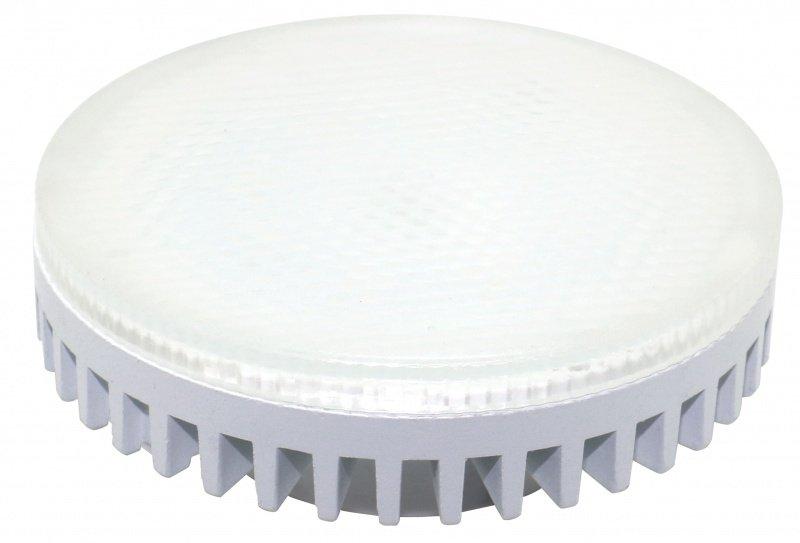 Светодиодный (LED) Tablet GX53 Smartbuy-6W/4000K/Мат стекло (SBL-GX-6W-4K)