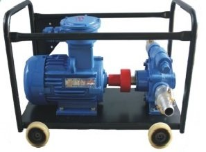 Насос для перекачки бензина/дизеля BARREL KYB50-25-25