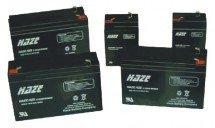 Аккумуляторная батарея HAZE HZS6-7.2