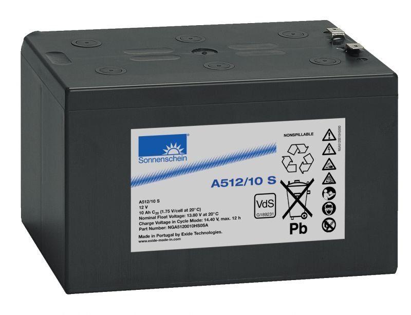 Аккумуляторная батарея SONNENSCHEIN A 512/10.0 S