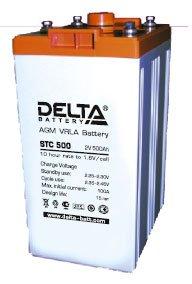 Аккумуляторная батарея DELTA STC 1500