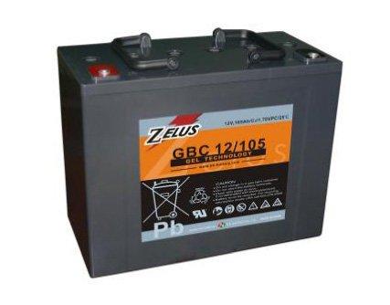 Тяговый аккумулятор B.B. Battery Zelus GBC 12/105