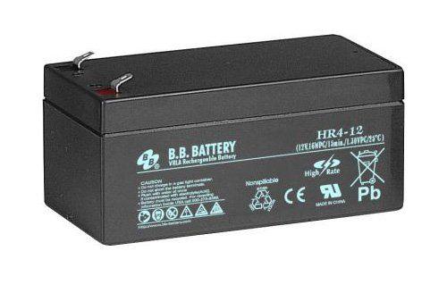 Аккумуляторная батарея B.B.Battery HR 4-12