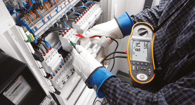 Электромонтажные работы по подключению теплового насоса