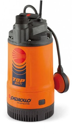 Многоступенчатый насос для колодцев из технополимера PEDROLLO TOP MULTI 3