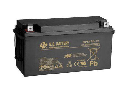 Аккумуляторная батарея B.B.Battery BPL 150-12
