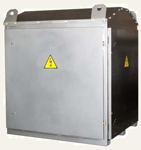 Трехфазный стабилизатор напряжения СТС-5-25-380-С-УХЛ1