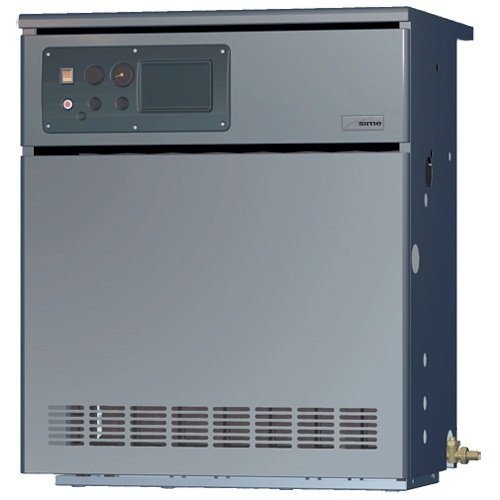 Напольный атмосферный газовый котел SIME RMG 100 MK.II