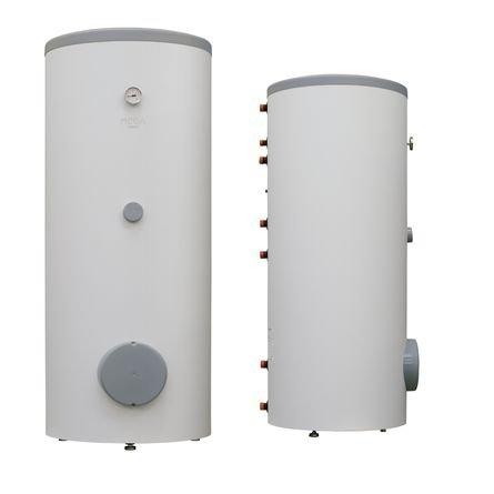 Водонагреватель комбинированного и косвенного нагрева Nibe Mega W-E 125.81