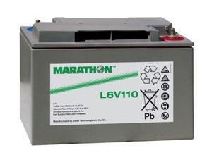 Аккумуляторная батарея MARATHON L 6V 110 (L 6/110)