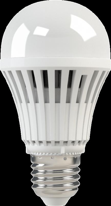 Светодиодная (LED) лампа X-Flash Bulb E27 10W(10вт),желтый свет 3000K,световой поток 920лм, 220V (43538)